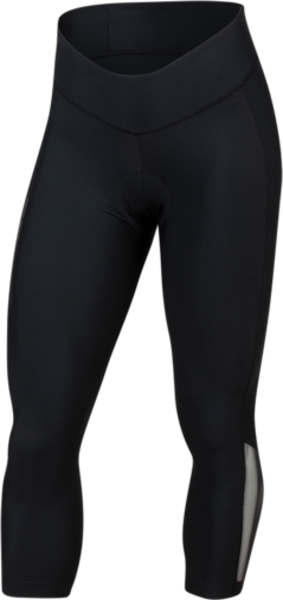 Pearl Izumi Women's Sugar Crop Color: Black