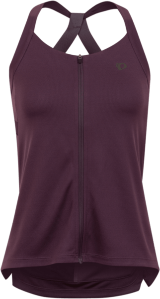 Pearl Izumi Women's Sugar Sleeveless Jersey Color: Dark Violet