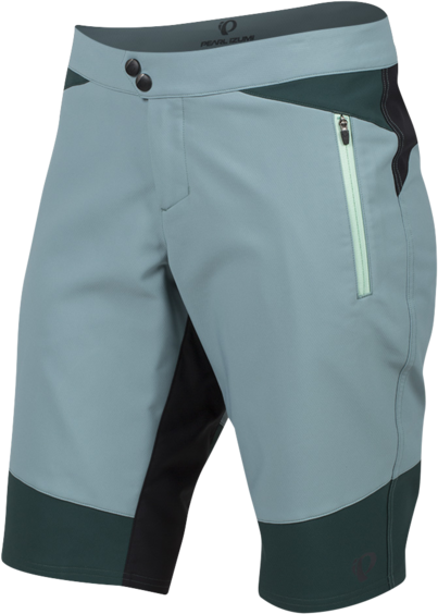 Pearl Izumi Women's Summit Shorts Color: Arctic/Sea Mist