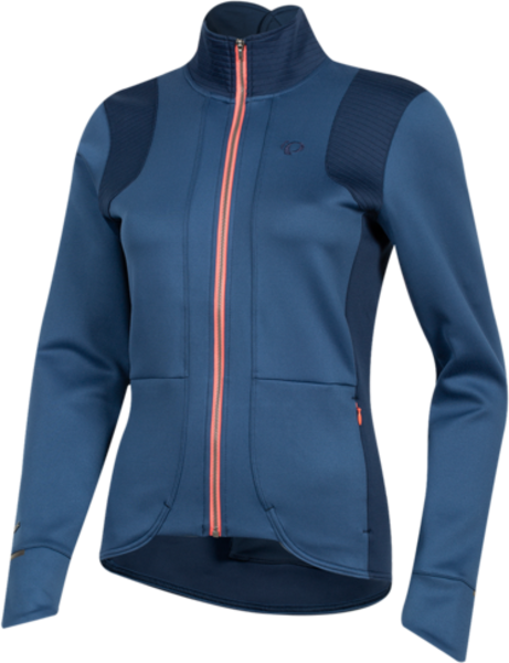 Pearl Izumi Women's Symphony Thermal Jersey Color: Dark Denim/Navy