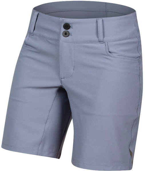 Pearl Izumi Women's Vista Shorts Color: Flint Stone