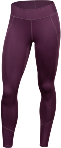 Pearl Izumi Women's Wander Tight Color: Dark Violet
