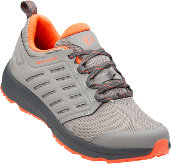 Pearl Izumi Women's X-Alp Canyon Color: Wet Weather/Fiery Coral