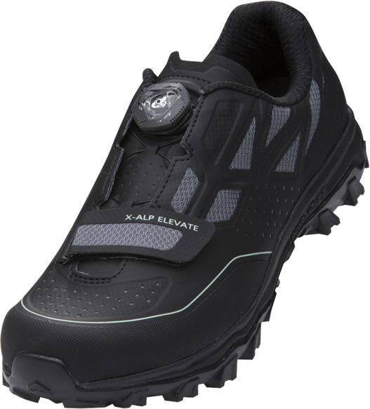 Pearl Izumi Women's X-Alp Elevate Color: Black/Black