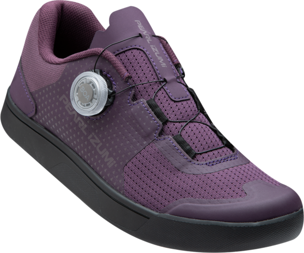 Pearl Izumi Women's X-Alp Flow Pop Color: Dark Violet