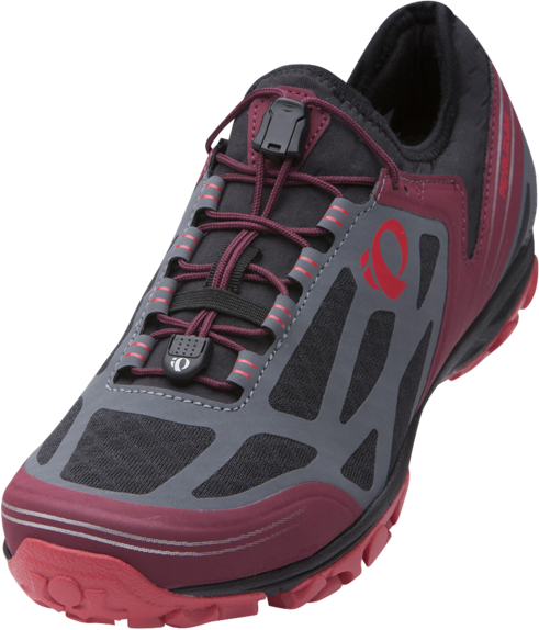Pearl Izumi Women's X-Alp Journey Color: Port/Cayenne