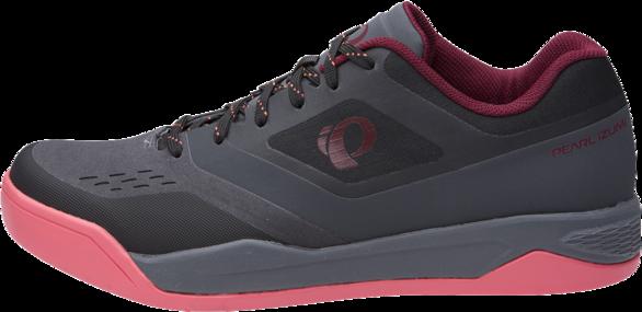 Women/'s Size 10.5 Black//Pink NEW! Pearl Izumi X-Alp Launch SPD Cycling Shoes