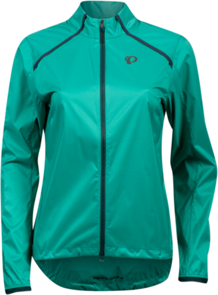Pearl Izumi Women's Zephrr Barrier Jacket Color: Malachite/Pine