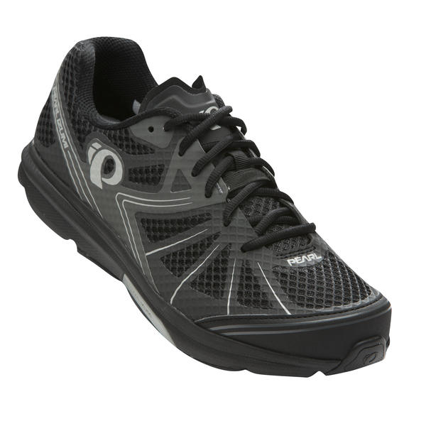 Pearl Izumi X-Road Fuel IV Color: Black/Shadow Grey