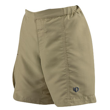 Pearl Izumi Junior MTB Shorts Color: Khaki