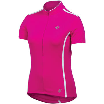 Pearl Izumi Women's Select Jersey Color: Pink Punch