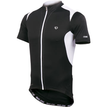 Pearl Izumi Elite Pursuit Jersey Color: Black/White