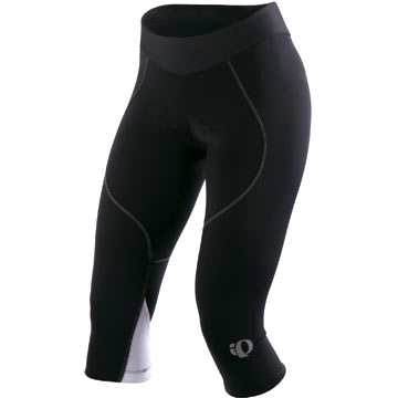 Pearl Izumi Women's Symphony Knickers Color: Black/White