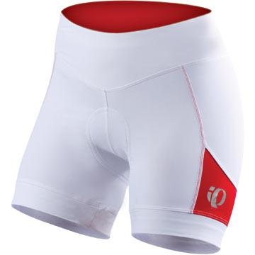 Pearl Izumi Women's White Sugar Shorts