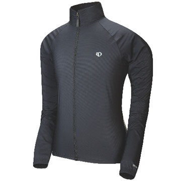 Pearl Izumi P.R.O. Barrier Lite Jacket Color: Black/White