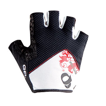 Pearl Izumi Women's P.R.O. Pittards Gel Gloves Color: White