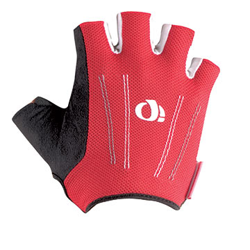 Pearl Izumi Select Gloves Color: True Red