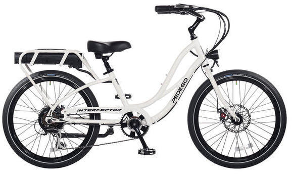 "Pedego 24"" Step-Thru Interceptor"