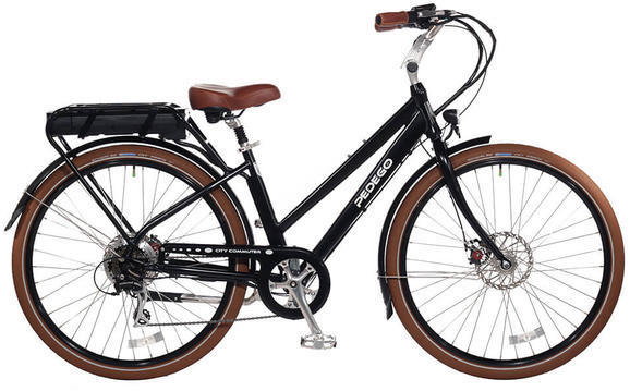 "Pedego 26"" Step-Thru City Commuter"