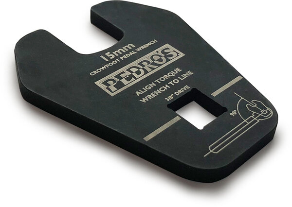 Pedro's Crowfoot Pedal Wrench