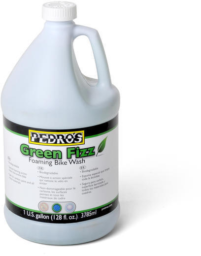 Pedro's Green Fizz Foaming Bike Wash Size: 1gal/3.7l
