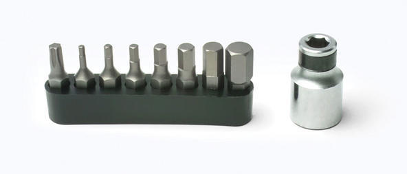 Pedro's Hex Bit Set