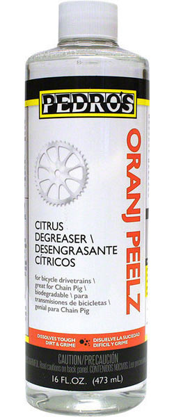 Pedro's Oranj Peelz Citrus Degreaser - COPY Size: 16oz/475ml