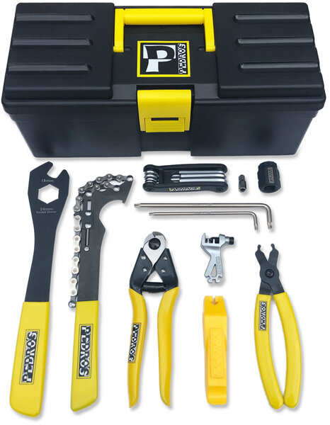 Pedro's Starter Bench Tool Kit