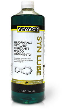 Pedro's Syn Lube Performance Wet Lube