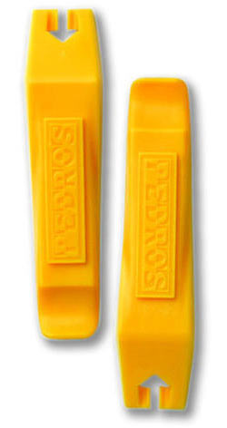 Pedro's Tire Levers Color | Quantity: Yellow | Pair