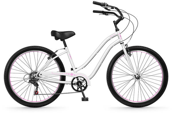 Phat Cycles Sea Wind 26-inch (6-speed) - Women's