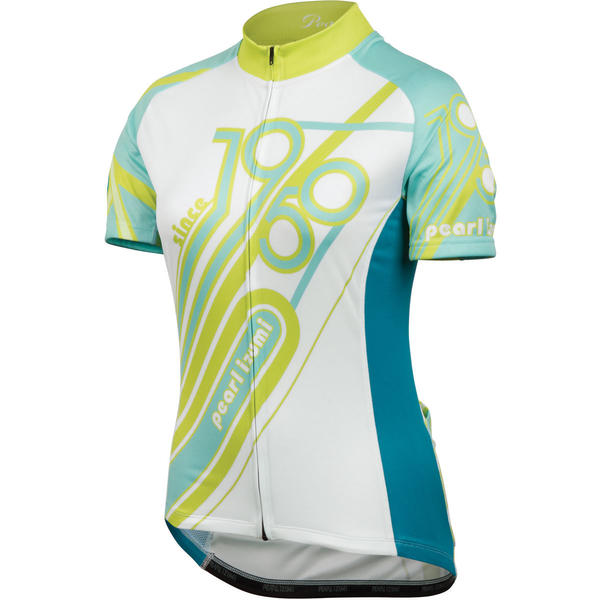Pearl Izumi Women's Elite LTD Jersey Color: 1950 Peacock