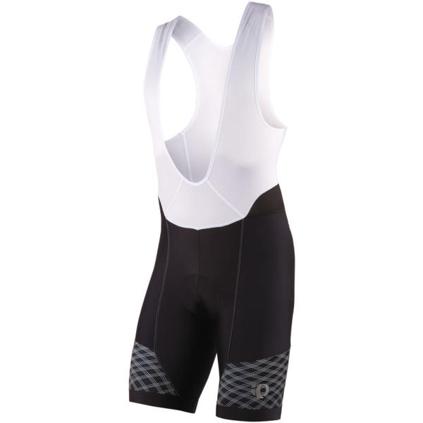 Pearl Izumi Elite In-R-Cool Bib Shorts Color: Black Contour