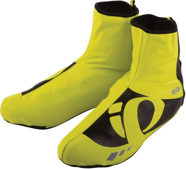 Pearl Izumi P.R.O. Barrier WxB Shoe Covers Color: Screaming Yellow