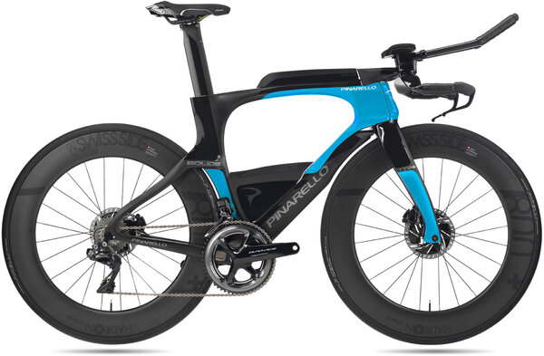 Pinarello Bolide TR+ Frameset Color: Carbon Flash Sky