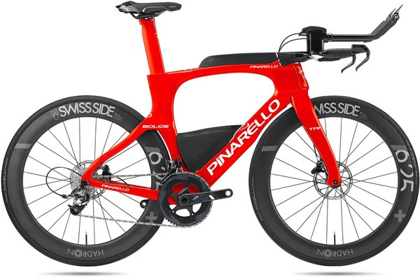 Pinarello Bolide TR Frameset w/Bar Image differs from actual product. Complete bike shown.
