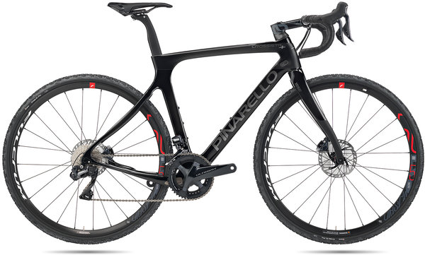 Pinarello Crossista+ Frameset Image differs from actual product. Complete bike shown.