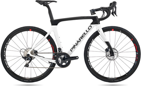 Pinarello Crossista Ultegra Di2 Image differs from actual product.