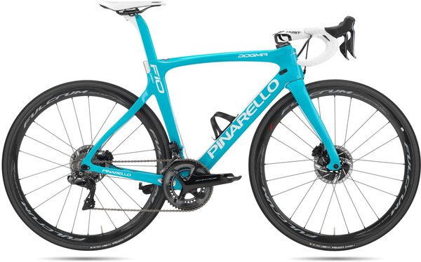 Pinarello Dogma F10 Disc Frameset Image differs from actual product. Complete bike shown.