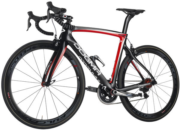 Pinarello Dogma F8 Frameset Price listed is for frameset as defined in Specifications (photo may differ).