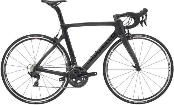 Pinarello Gan Color: Black on Black