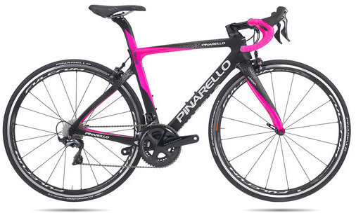 Pinarello Gan RS Easy Fit Color: Pinky (Black/Pink)