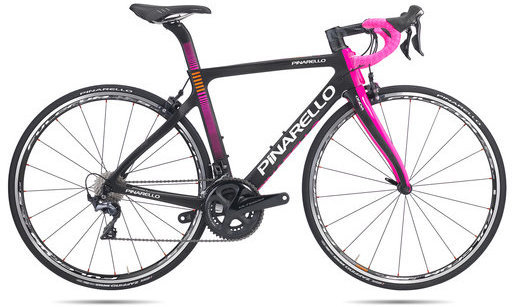 Pinarello Gan S Easy Fit Color: Pinky (Black/Pink)
