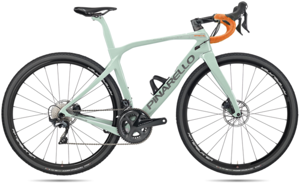 Pinarello Grevil SRAM Force 1 Image differs from actual product.