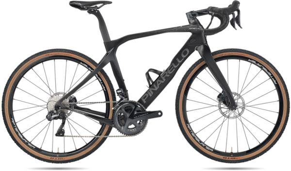 Pinarello Grevil Frameset Image differs from actual product. Complete bike shown.