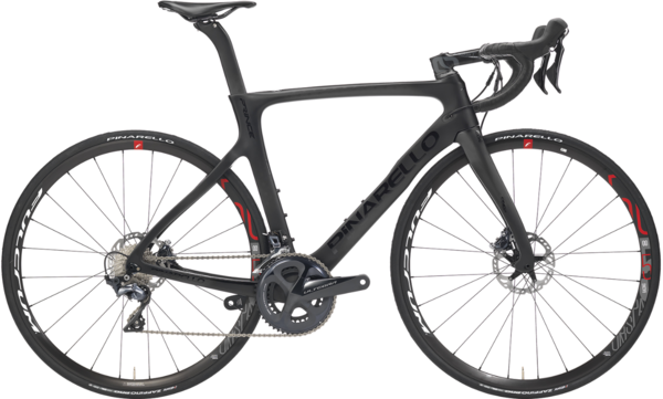Pinarello Prince Disk Ultegra Color: Black on Black
