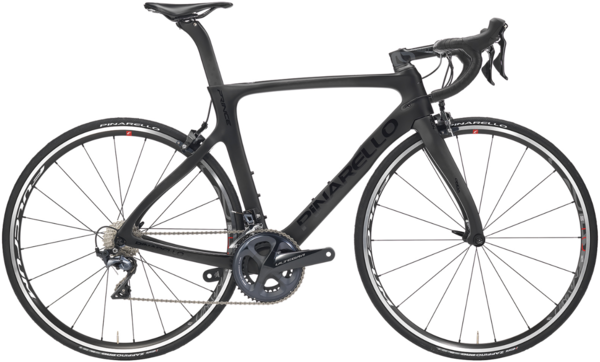 Pinarello Prince Ultegra Color: Black on Black