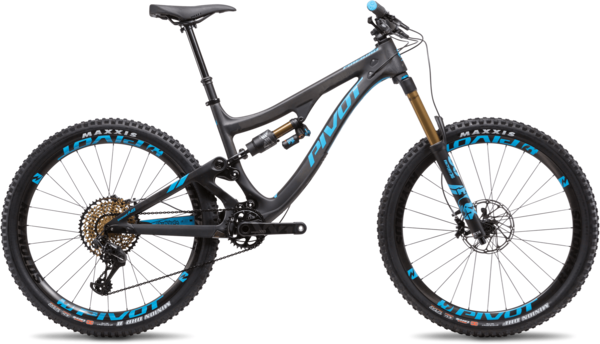 Pivot Cycles Firebird 27.5 Pro X01 Components in image may differ from actual product.