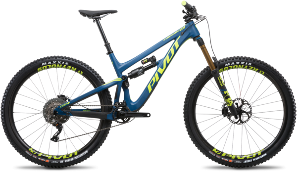 Pivot Cycles Firebird 29 Pro XT/XTR Components in image may differ from actual product.