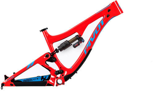 Pivot Cycles Firebird Frame Kit Image differs from actual product. Included fork not shown